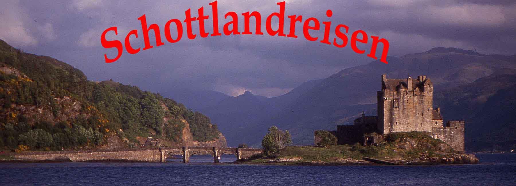 Tolle Schottlandreisen für Selbstfahrer!