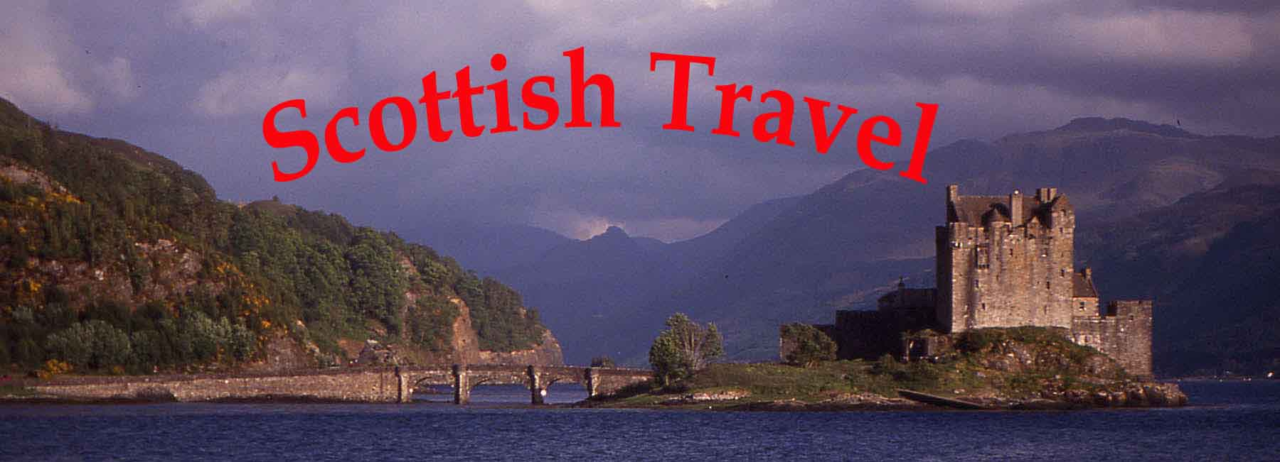 Eilean Donan Castle, Highland
